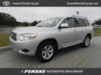 CARFAX 1-Owner, Toyota Certified, GREAT MILES 58,932!