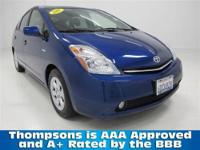 ONE OWNER!..........2008 Toyota Prius TOURING