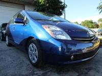 2008 Toyota Prius with only 27070 on the odometer,