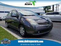 New Price! CARFAX One-Owner. Clean CARFAX. Gray 2008