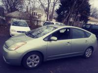 Options:  2008 Toyota Prius Standard|Standard 4Dr