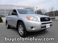 2008 Toyota RAV4 4x4 Our Location is: Colonial