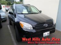 RAV4 BASE 4D HARDTOP 4WD Body Style: SUV Engine: 4