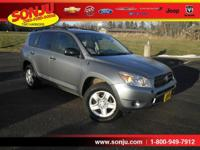 This impeccable 2008 Toyota RAV4, with its grippy 4WD,
