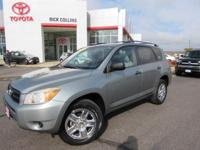 This 2008 Toyota Rav4 comes equipped with power