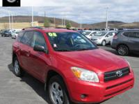 2008 Toyota RAV4 Williamsport area. LOCAL TRADE, ALL