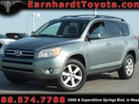 We are happy to offer you this 2008 Toyota Rav4 Limited