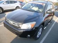 This outstanding example of a 2008 Toyota RAV4 Ltd is