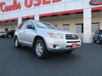 Come and check out this 2008 Toyota Rav4 27k miles a/c