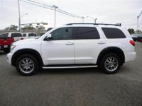 Options Included: N/AThis 2008 Toyota Sequoia Limited