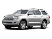 Look at this 2008 Toyota Sequoia SR5. Its Automatic