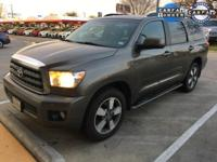 Clean CarFax and One Owner CarFax. Sequoia SR5 5.7L,