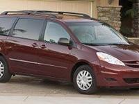 **ONE OWNER**, **CLEAN CARFAX**, 4D Passenger Van, 3.5L