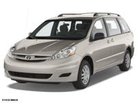 This 2008 Toyota Sienna is a real winner with features