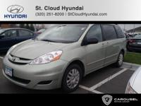 This outstanding-looking 2008 Toyota Sienna is the