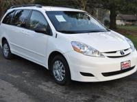 Exterior Color: white, Body: Mini-Van, Engine: V6