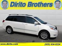 This Toyota Sienna is a great find as it is fully