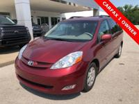 Recent Arrival! 2008 Toyota Sienna XLE 3.5L V6 SMPI