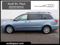 **CLEAN CARFAX**, **RECENT AUDI OF ST. PAUL TRADE**,