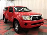 A midsize pickup that can do it all, our 2008 Toyota