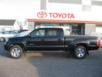 Options Included: TRD Sport Package #1: Sport
