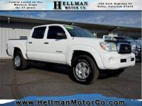 2008 Toyota Tacoma DoubleCab Our Location is: Hellman