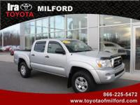 Ira Toyota of Milford presents this CARFAX 1 Owner 2008