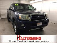 *Vehicle sold As Is* Here at Haltermans Toyota we are