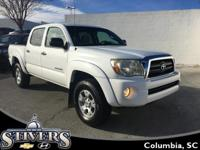 This 2008 Toyota Tacoma Double Cab Prerunner V6 offers