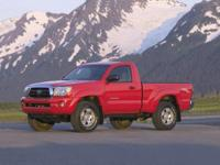 Recent Arrival! 2008 Toyota Tacoma PreRunner RWD