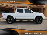 Options:  2008 Toyota Tacoma Prerunner V6|Are You