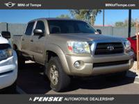 Crew Cab! What a terrific deal! Toyota has done it