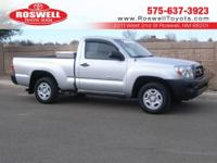 Toyota Quality! The truck that never quits! WELCOME TO