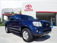 Check out this gently-used 2008 Toyota Tacoma we