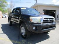 Options:  2008 Toyota Tacoma 4Wd D-Cab Shortbed