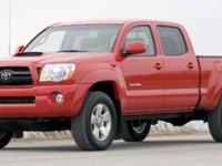 CARFAX 1-Owner. Tacoma trim. Edmunds Consumers' Top