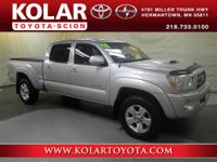 4D Double Cab, 4WD, Clean Auto Check History Report,