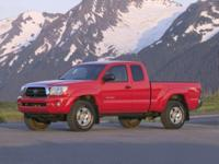 CARFAX One-Owner. Indigo Ink Pearl 2008 Toyota Tacoma