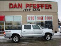 HARD TO FIND 2008 TOYOTA TACOMA 4x4 DOUBLE CAB V6