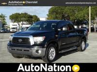 This 2008 Toyota Tundra 2WD Truck SR5 is happily