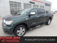 2008 Toyota Tundra CrewMax Limited 4WD in Gorgeous