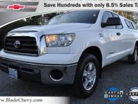 Tundra SR5, Only 8.5 % Sales Tax!, 4WD/4x4, CARFAX ONE