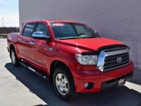 This 2008 Toyota Tundra 4WD Truck LTD is offered to you