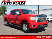 Options:  2008 Toyota Tundra Limited|4X4 Limited 4Dr
