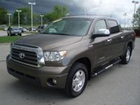 Options Included: N/A2008 Toyota Tundra Limited 4x4