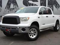 This 2008 Toyota Tundra 4dr Tundra CrewMax With Level 8