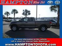 With less than 102,873 miles on this Toyota Tundra 2WD