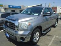 MUST SEE!!  THIS FULL SIZE 4 DOOR TOYOTA TUNDRA LOOKS