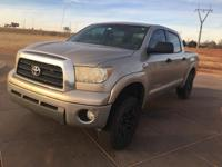 We are excited to offer this 2008 Toyota Tundra 4WD