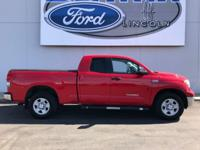 Tundra trim. Alloy Wheels, Tow Hitch, Dual Zone A/C,